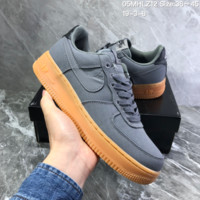 hcxx N1016 Nike AF1 Ventile Low Breathable Sneaker gray