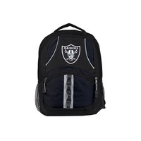 """Oakland Raiders Backpack 18.5x8x13 """"Captain"""""""