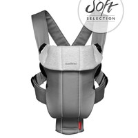 BabyBjörn Baby Carrier Original-Dark Gray/ Gray Jersey