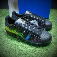 Best Online Sale Adidas Superstar LGBT Pride Month Gay Pride Pack Casual Shoes Sport Shoes BB1687
