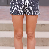 Calm, Cool & Collected Shorts