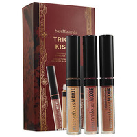 bareMinerals Trio of Kisses Marvelous Moxie® Lipgloss collection (3 x 0.02 oz)