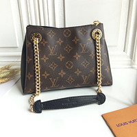 LV Louis Vuitton MONOGRAM CANVAS Surene BB CHAIN HANDBAG SHOULDER BAG