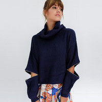 Winter Long Sleeve Pullover Knit Sweater [9430660740]