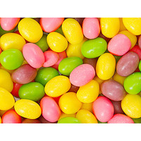 Wonka Laffy Taffy Jelly Beans Candy: 14-Ounce Bag