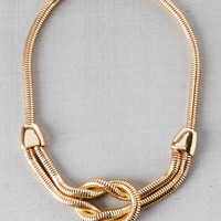 BEACON HILL KNOT NECKLACE