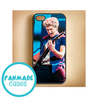 Niall Horan guitar iPhone 4/4s 5/5s/5c & iPod 4/5 Rubber Case