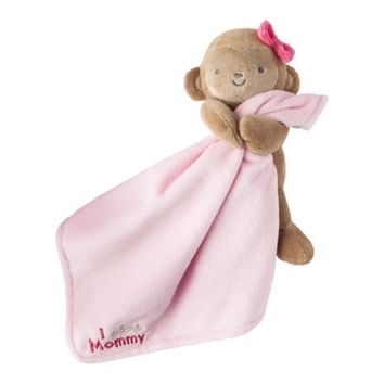 JUST ONE YOU® Made by Carters Infant Girls' Monkey Holding Blanket - Pink