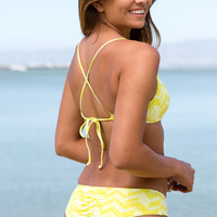 Billabong - Blushing Babe Bottom | Lemon Twist