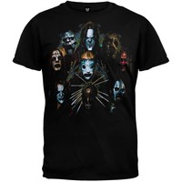 Slipknot - Masks T-Shirt