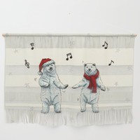 The polar bears wish you a Merry Christmas by Savousepate