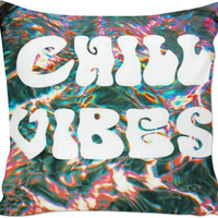 Chill Vibes Couch Pilllow