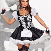 """""""French Kisses"""" Costume"""