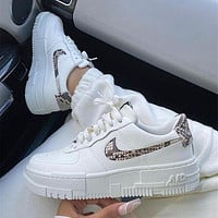 Nike Air Force 1 Low Women's Fashion Sneakers Shoes