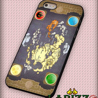 """avatar the last airbender for iPhone 4/4s, iPhone 5/5S/5C/6/6+, Samsung S3/S4/S5 Case """"007"""""""