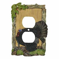 River's Edge Outlet Cover - Turkey