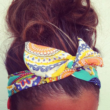 Dolly Bow Headband by Eindre on Etsy