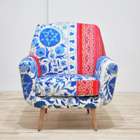 Bay armchair  winter by namedesignstudio on Etsy