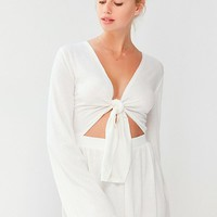 Out From Under Rochelle Cutout Romper | Urban Outfitters