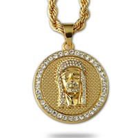 Jewelry Shiny New Arrival Stylish Gift Hip-hop Necklace [10529028227]