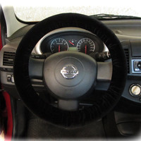 Steering-wheel-cover-for-wheel-car-accessories-Black-velvet-wheel-cover