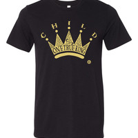 Child of the One True King Vintage Tee