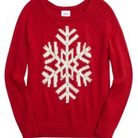 SNOWFLAKE HOLIDAY SWEATER | GIRLS FAVORITE JEANS TOP PICKS | SHOP JUSTICE