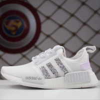 ''Adidas'' NMD Reflective shoelace Fashion Trending Running Sports Shoes