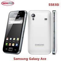 S5830i Original Samsung Galaxy Ace S5830 Cell Phone Android 5MP WIFI GPS Unlocked Mobile Phone