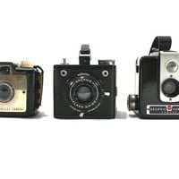 Vintage Kodak Brownie Camera Collection