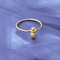 Pineapple Ring from Tinley Rose Accessories