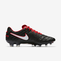 The Nike Tiempo Legend VI Firm-Ground Soccer Cleat.