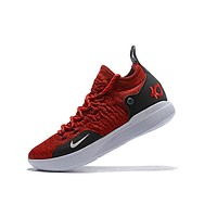 Nike Kevin Durant 11 Red Black Men Basketball Shoes