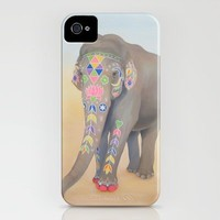 Painted Lady, Sujatha iPhone Case by Noël | Society6
