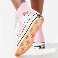Converse X Hello Kitty Chuck 70 Canvas High Top Sneaker | Urban Outfitters