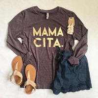 Mama Cita Long Sleeve Tee