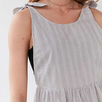 Cooperative Rainy Drop Armhole Romper | Urban Outfitters