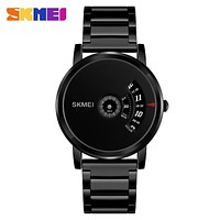 Men's Quartz Watch Waterproof Full Steel Fashion Watches Top Luxury Wristwatches Male Clock