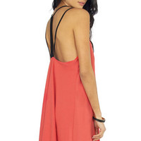 Double Trouble Strappy Dress $36