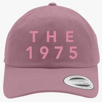 The 1975 Embroidered Cotton Twill Hat