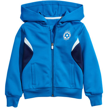 H&M - Soccer Jacket - Blue - Kids
