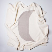 Cotton Baby Blanket - Moon