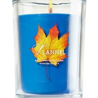 Medium Candle Flannel