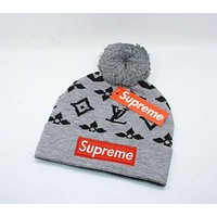 Louis Vuitton LV Beanie Hat-1