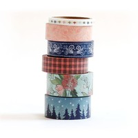 Creekside Washi Tape Set