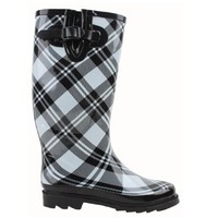 Womens Classic Rain Boot With Buckle 7 Colors