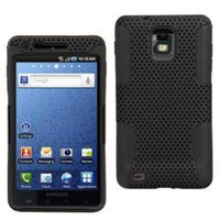 2-Piece Case Cover Skin for Samsung Infuse 4G free shipping