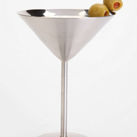 Stainless Steel Martini Glass - Urban Outfitters