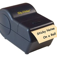 Zip Notes Administrator Notes on a Roll, Battery-Operated Dispenser