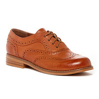 Tan Milwood Oxford